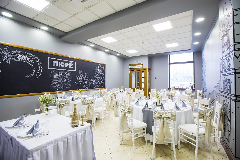 Банкетный зал на свадьбу в Новосибирске